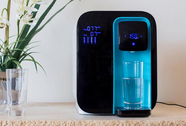 WaterO purificateur d'eau intelligent connecté