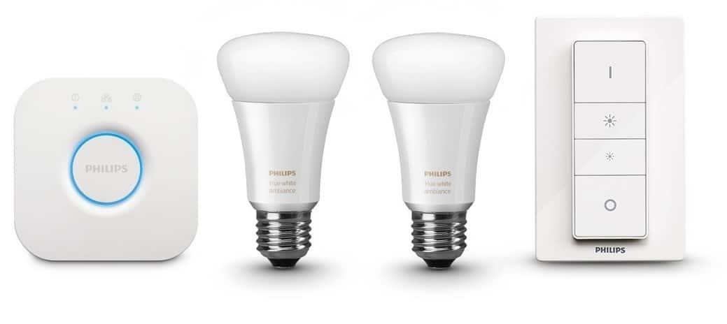 ampoules connectées Philips Hue White Ambiance