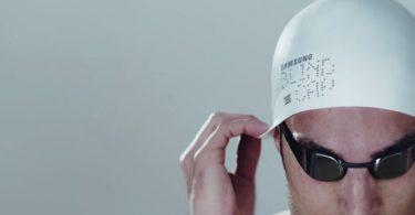 Blind Cap Samsung bonnet de natation aveugle