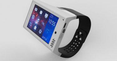 Rufus Cuff smartphone wearable