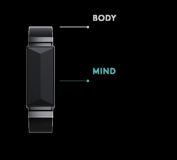 Zenta bracelet biométrique Vinaya