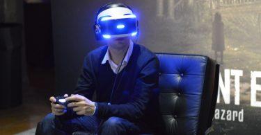 casque de réalité virtuelle PlayStation VR