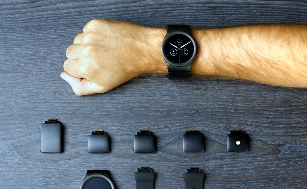 Blocks Smartwatch