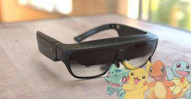 ODG smartglasses ARPokémon Go