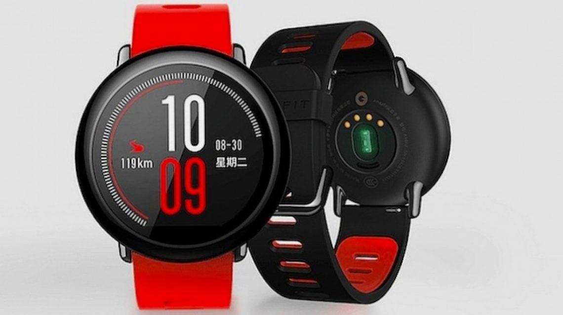Amazfit Watch smartwatch adulte Xiaomi
