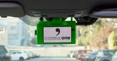 Comma One kit voiture semi autonome