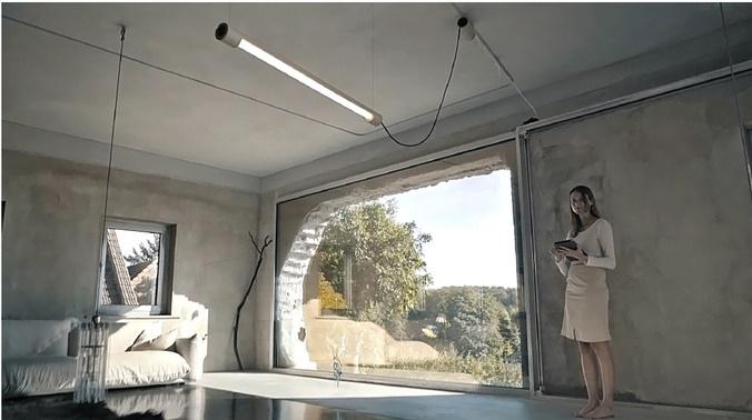 Kiën Light suspension Licht 1a