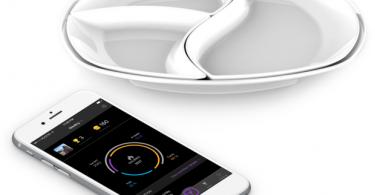 SmartPlate assiette connectée et intelligente