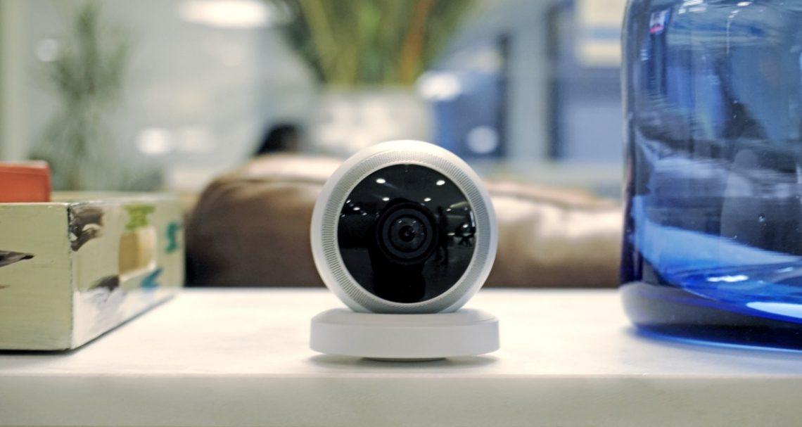 caméra Logitech Circle