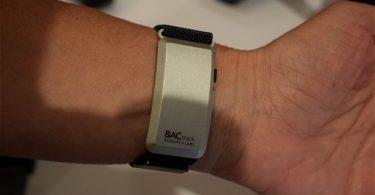 Bactrack Skyn – Le wearable qui surveille votre taux d'alcool