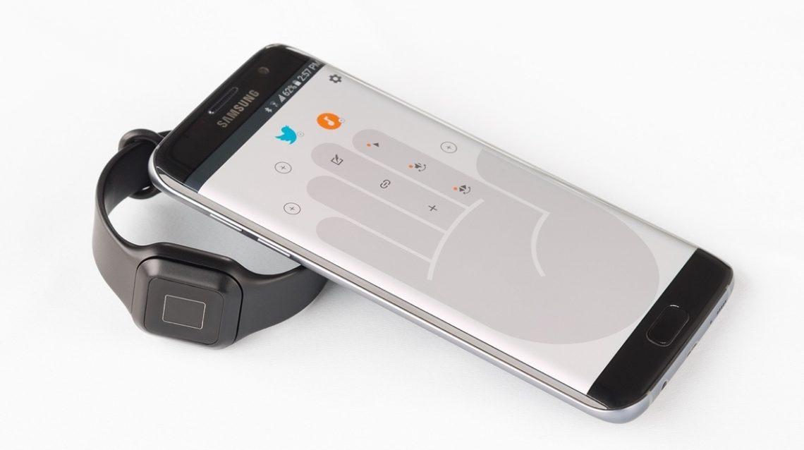 Tapdo bouton intelligent domotique