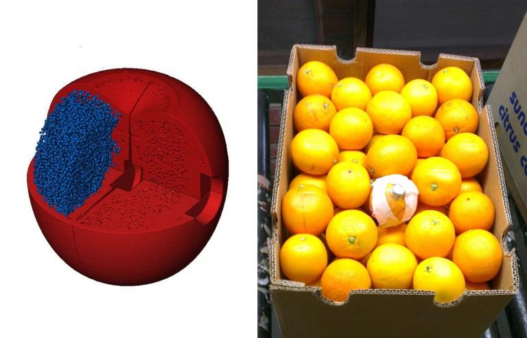 robot fruit