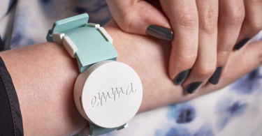 Emma Watch wearable Parkinson Microsoft