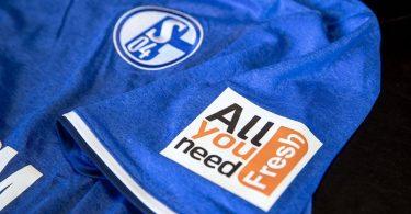 Schalke maillot de foot intelligent
