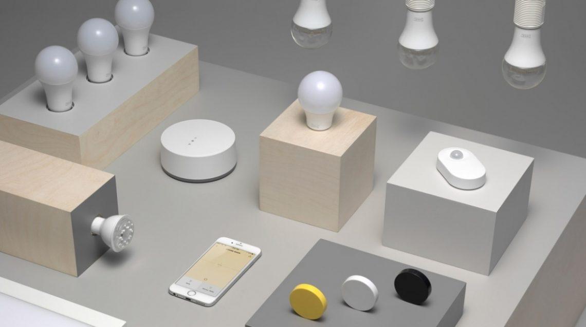 Trådfi IKEA domotique