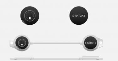 S-Patch 3 Samsung patch connecté ehealth