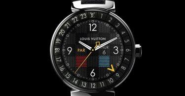 Tambour Horizon - La smartwatch Louis Vuitton sous Android