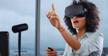 casque VR Oculus
