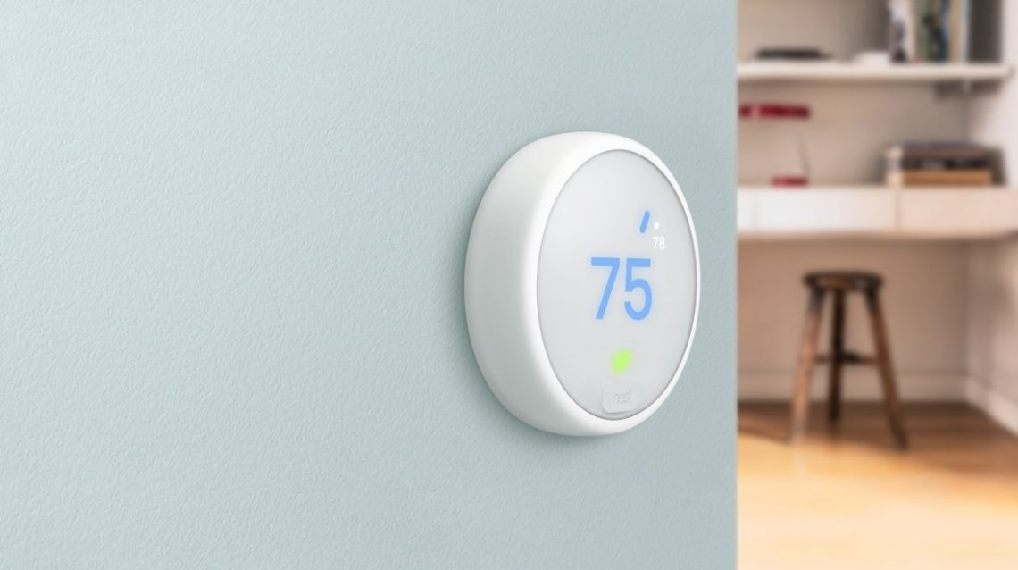 Thermostat E Nest