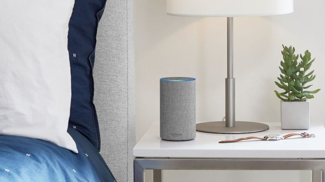 nouvel Echo Amazon