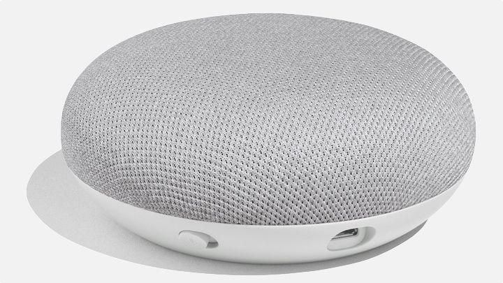 Haut-parleur intelligent Google Home Mini