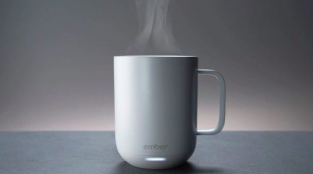 tasse à café intelligente de Ember