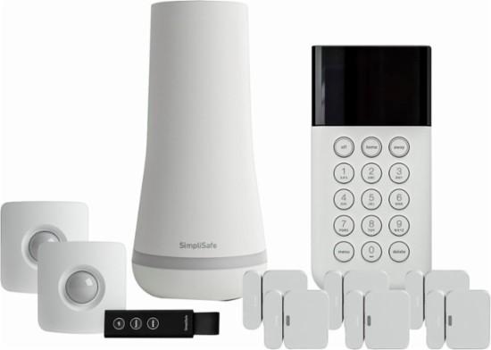 Simplisafe Un Syst 232 Me Domotique Simple 224 Installer