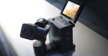 Idolcam – Une caméra faite pour les vloggers