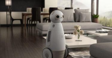 Sipro – Le robot intelligent qui s'occupe de vos enfants
