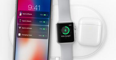 Apple AirPower : Le tapis de recharge sans fil pour iPhone, Apple Watch et AirPods