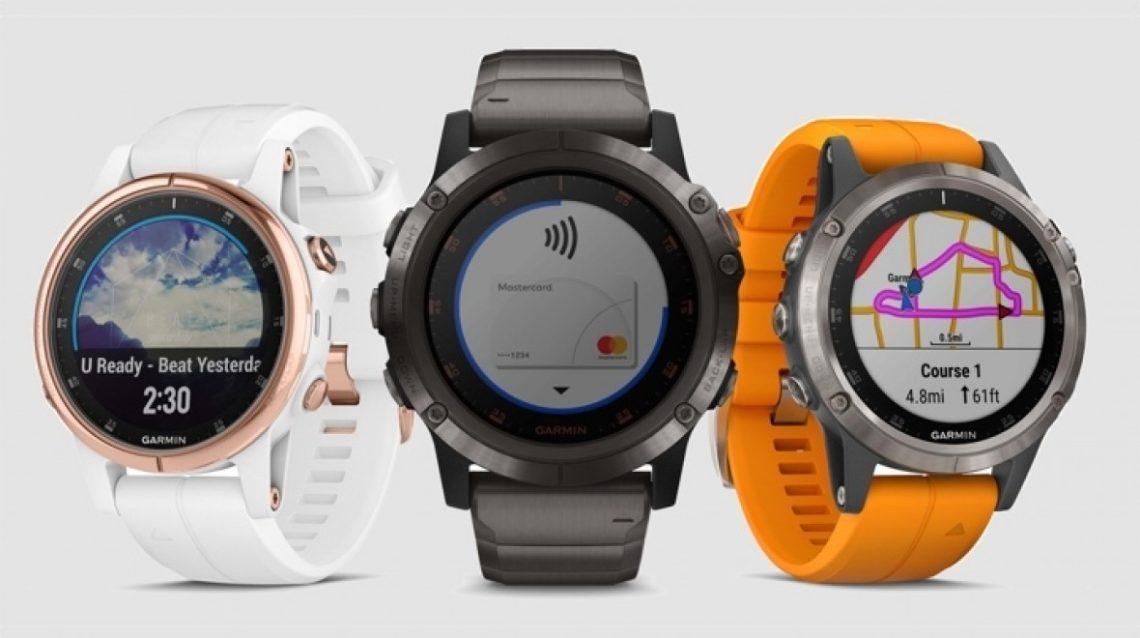 Garmin Fenix 5 Plus – La smartwatch propose désormais la musique et le paiement