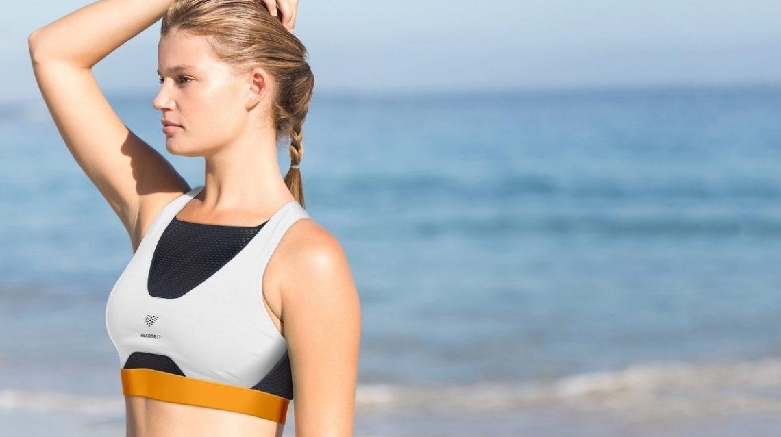 HeartBit dévoie un vêtement intelligent qui surveille le rythme cardiaque
