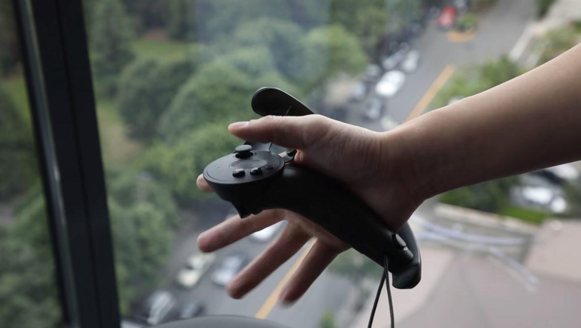Knuckles – Les nouveaux contrôleurs VR de Valve arrivent chez les développeurs