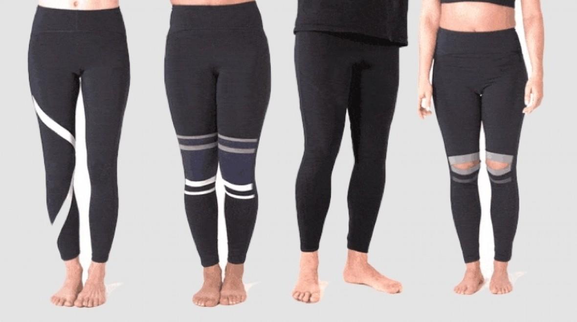 Nadi X - Des pantalons de yoga intelligents qui corrigent votre posture