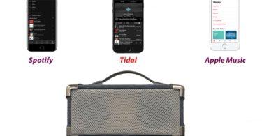 Kyzen – L'enceinte connectée qui sert de jukebox pour plusieurs smartphones