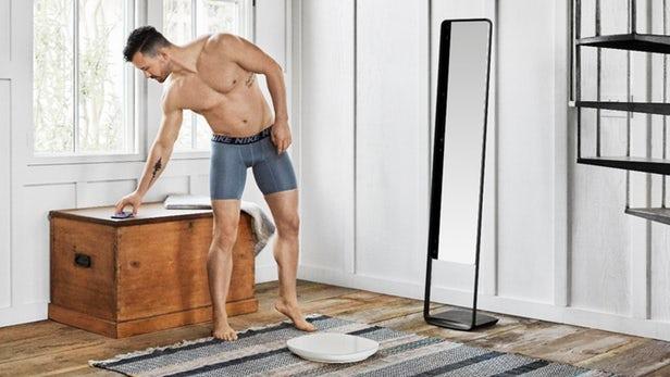 Naked Labs dévoile son miroir intelligent à balayage 3D