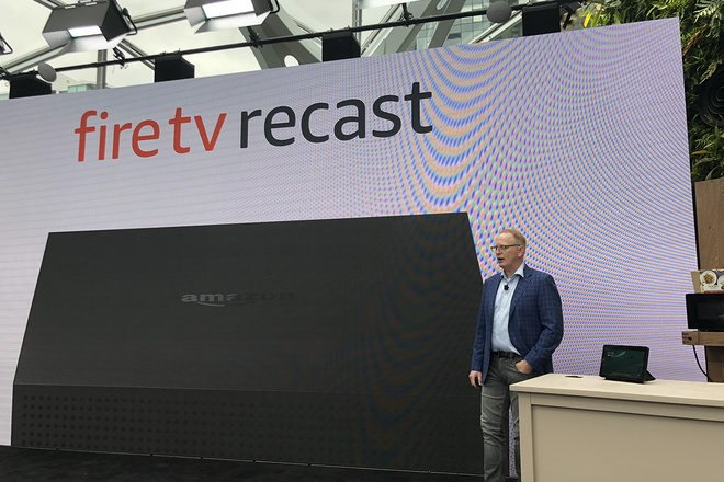 Découvrez les objets connectés Amazon dévoilés durant l'événement Amazon FireTV Recast