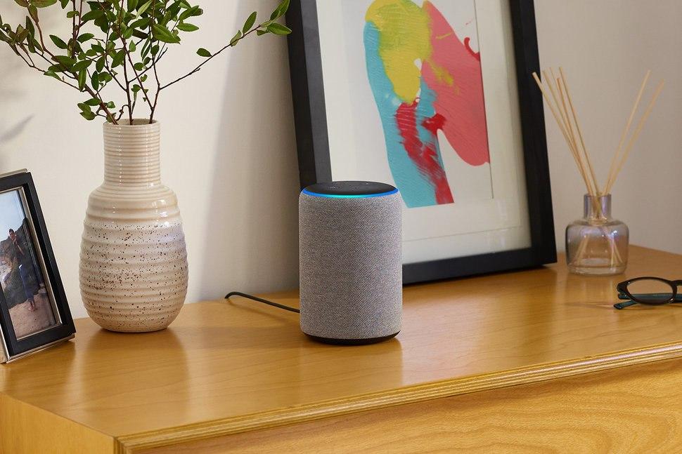 nouveau Amazon Echo Plus