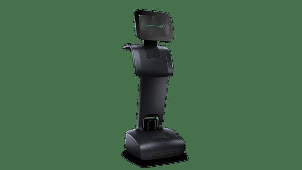 robot personnel Temi