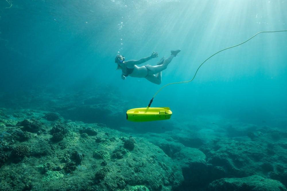 Gladius – Un mini drone sous-marin qui a tout d'un grand2