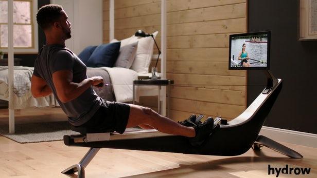 Hydrow – Le rameur qui va vous motiver à faire du sport chez vous