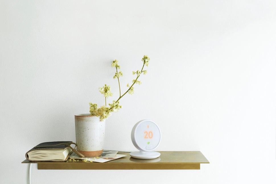 Le Thermostat Nest E arrive enfin en Europe