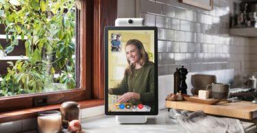 Portal - Facebook lance son propre haut-parleur intelligent d'appel vidéo