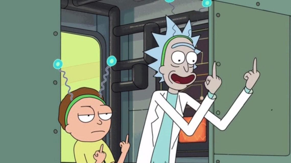 Une smartwatch Rick et Morty pourrait bientôt voir le jour