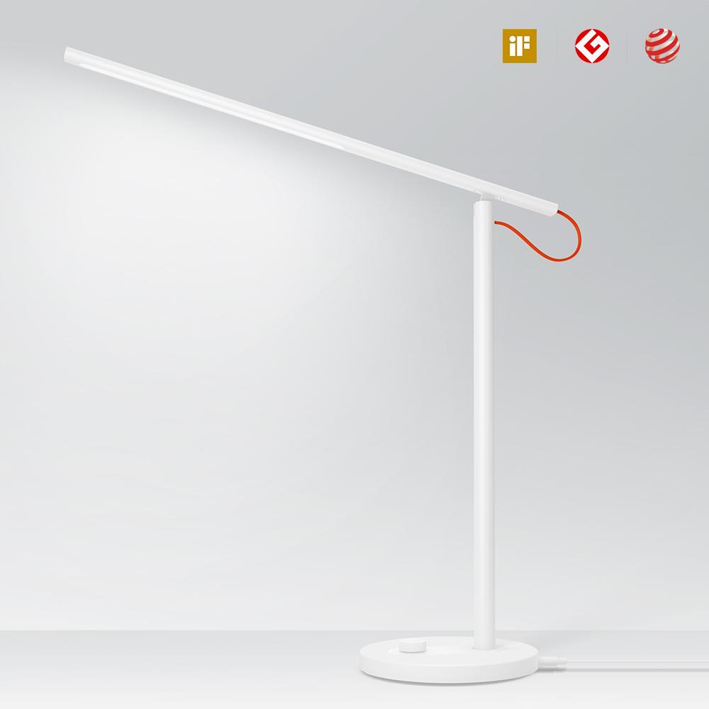 5 lampes connectées Xiaomi laMi LED Desk Lamp