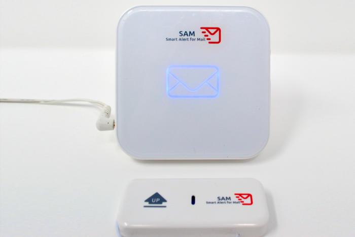 Smart Alert for Mail (SAM) vérifier votre boîte aux lettres sans quitter la maison