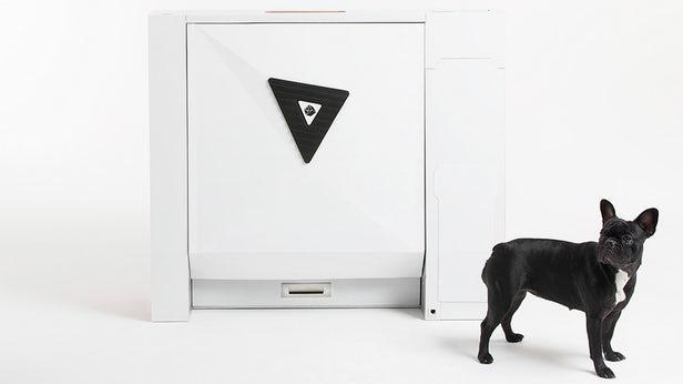 Inubox – Des toilettes pour chien automatisées 1