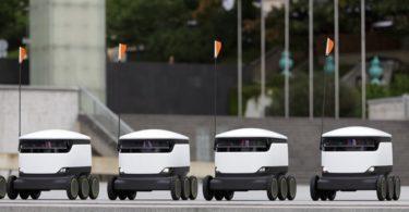 Les robots autonomes Starship proposeront des livraisons à deux dollars