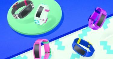 Fitbit Ace 2 - Suivi de la condition physique pour les enfants avec protection d'écran