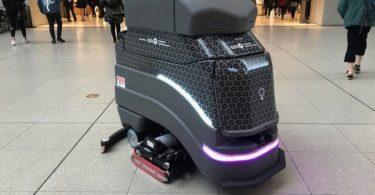 Neo – Le robot nettoyeur de sol connecté et intelligent